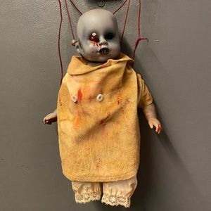 Scary Baby Doll